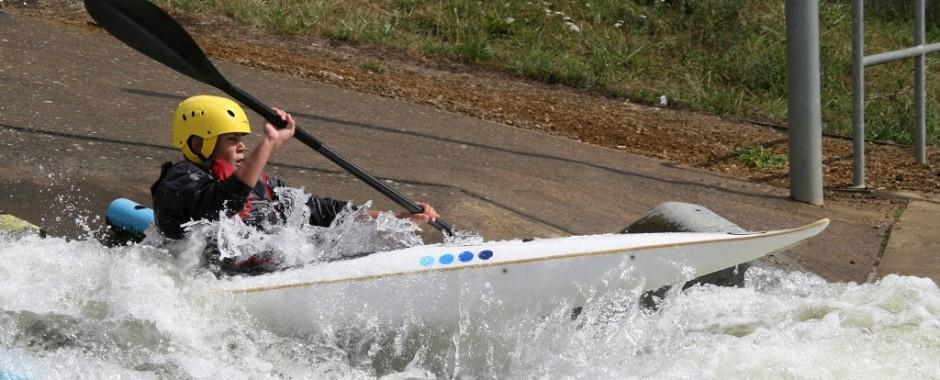 Omega Kayak