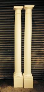 GRP Glass fibre Column
